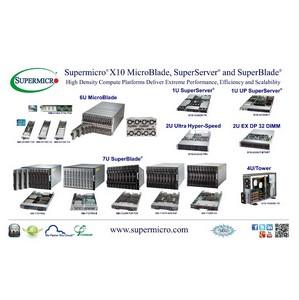 Supermicro® представляет новинки для разведочной геофизики на выставке SEG 2014