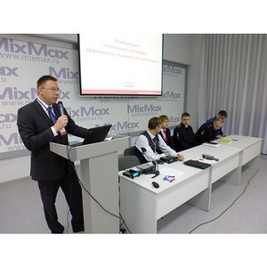 Атол Драйв представил эффективные решения для транспорта в Красноярске