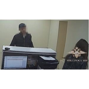 Сотрудниками полиции Зеленограда задержан подозреваемый в разбое и грабеже