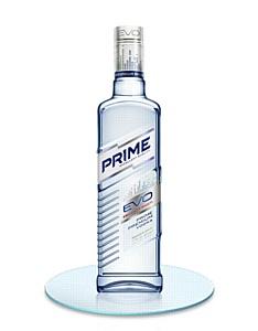 Декорирование стеклянной бутылки для Prime EVO