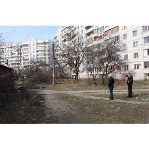 ОНФ в КБР предложил властям благоустроить общественную территорию в одном из районов Нальчика