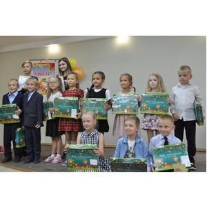 Коллектив Красноярскэнергосбыта помог собраться в школу 72 детям из малообеспеченных семей