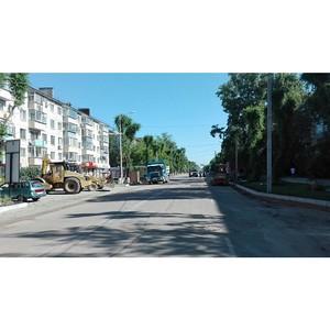 В Приамурье начался ремонт проблемных дорожных участков, отмеченных на интерактивной карте ОНФ