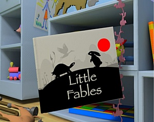 Премьера программы «Басни для детей» на телеканале для дошкольников JimJam