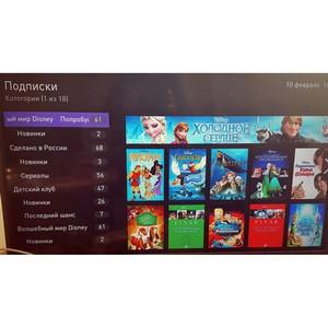 Disney открывает свои двери пользователям «Интерактивного ТВ» от «Ростелекома» на Дальнем Востоке