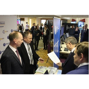 «Цифровая трансформация-2030» ПАО «Россети» представлена на выставке цифровых технологий в Калуге