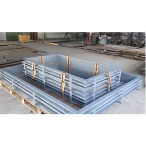 омпани¤ Ђѕауэрзї наращивает объемы поставок линзовых компенсаторов дл¤ металлургической отрасли