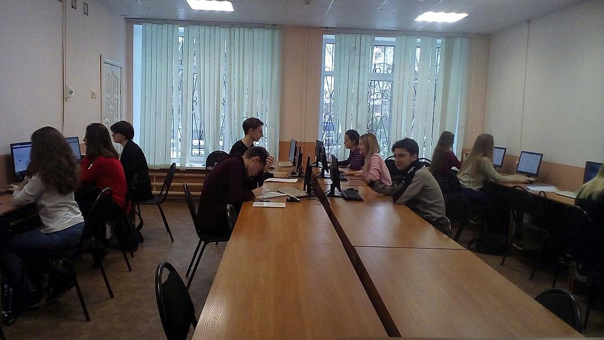 Студенты Дзержинского филиала РАНХиГС научились пользоваться порталом «Госуслуги»