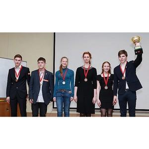 Учащиеся университетского и партнерского лицеев вуза представят страну на международном турнире