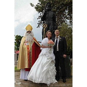 «Санрайз тур» на ежегодном свадебном фестивале им. Святого Николая в Турции!
