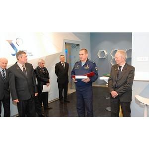 Ветеранская организация университета отпраздновала 45-летие