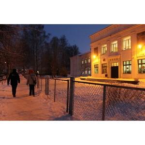 Активисты ОНФ в рамках акции «Учение – свет, а у школы – тьма» проверили Кострому, Буй и Галич