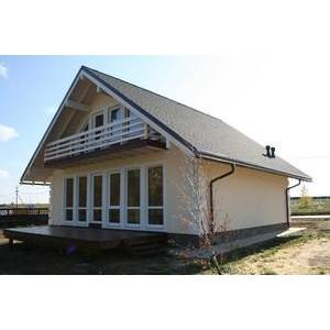Каркасные дома от фундамента «под ключ»