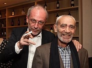 Авторский вечер писателя и художника Гарри Гордона