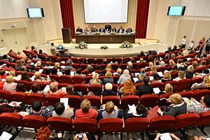 Международная конференция «Русский язык – язык межнационального общения» открылась в Минске