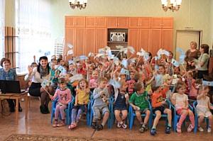Волонтеры «Лафарж» начали ежегодную работу с дошкольниками и учениками школ Воскресенска