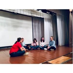 Активисты ОНФ в Карелии провели профориентационное мероприятие для школьников