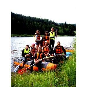 расно¤рскэнергосбыт организовал экологическую экспедицию красно¤рских школьников