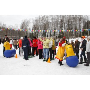 Сотрудники Ярославского филиала МРСК энергично проводили зиму