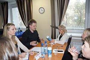 Компания ООО «Поле жизни Земля» приняла участие в деловой встрече «Профмитинг» в Екатеринбурге.