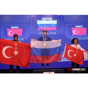 Новые чемпионки Европы среди инвалидов благодаря спонсорству компании Deceuninck