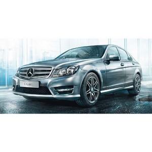 Mercedes-Benz C-Класс без пробок!