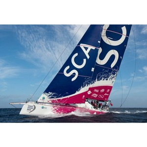 SCA и Tork примут участие в Volvo Ocean Race
