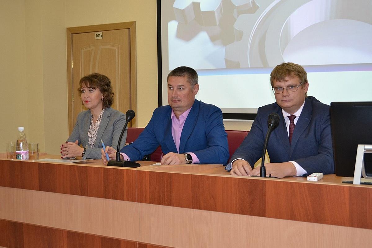 Коллектив НПП «Старт» им. А.И. Яскина отметил День машиностроителя