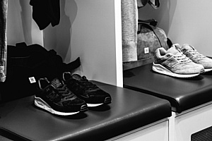 Московский магазин Brandshop начнет продажи кроссовок New Balance Reigning Champ