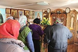 Поклониться Матронушке в храме православных покровителей любви