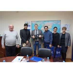 Делегация из стран Ближнего Востока посетила производство комплектующих ЧАЗ ТМ