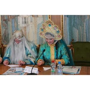 Мишка Пуччи познакомится с Василисой Премудрой из города Южи Ивановской области