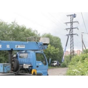 Омские энергетики готовятся к зиме