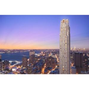 Silverstein Properties объявляет о начале продаж апартаментов в 30 Park Place в Нью-Йорке