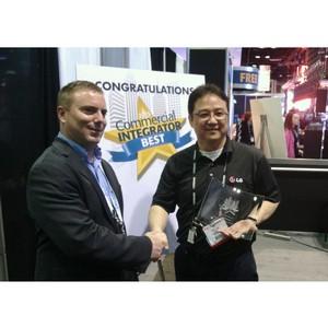 На выставке Infocomm-2013  рекламно-информационные системы LG  получили четыре награды