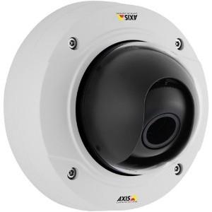 Новые 2-мегапиксельные купольные камеры P3225-V Mk II