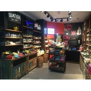 В Москве открылся 24-й магазин Lush