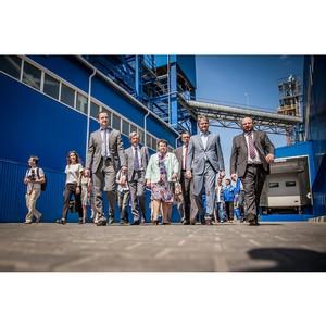 Министр сельского хозяйства РФ Ткачев А.Н. посетил завод по производству премиксов «Де Хёс»