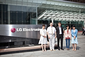 """LG ������� ���������� � ����� ��� ����������� """"LG Apps TV Contest 2011"""""""