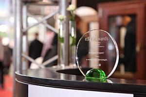 Международная экологическая премия e3Awards 2014