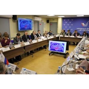 Эксперты ОНФ в Москве обсудили механизмы расширения деятельности волонтеров