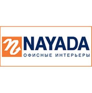 NAYADA на Orgatec 2012. ѕрезентаци¤ Ђабинетовї
