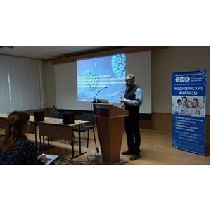 CMD на семинаре для врачей в Омске