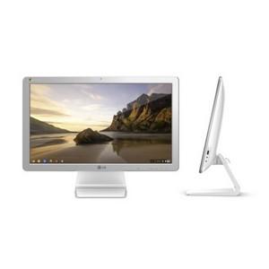 LG представит первый в мире моноблок с Chromebase на CES 2014