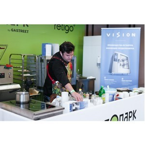 Шеф-повара высоко оценили продукцию Tork на мероприятиях «Рестопарка»