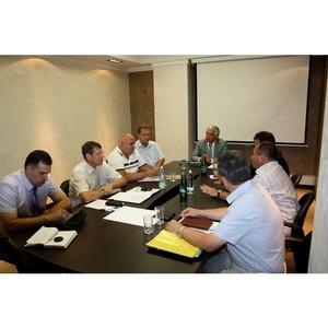 В Дирекции РСО прошли встречи с главами районов и городов Владимирской области