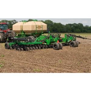 «Солнечные продукты» увеличили площадь сева под сою на орошении в два раза