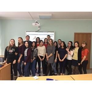 Студенты технолого-педагогического колледжа познакомились с «Молодежкой ОНФ»
