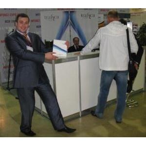 Компания Трафика приняла участие в выставке INFOBEZ-EXPO - 2012