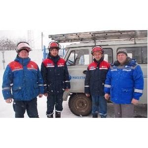 Сотрудники Рязаньэнерго спасли людей на пожарах